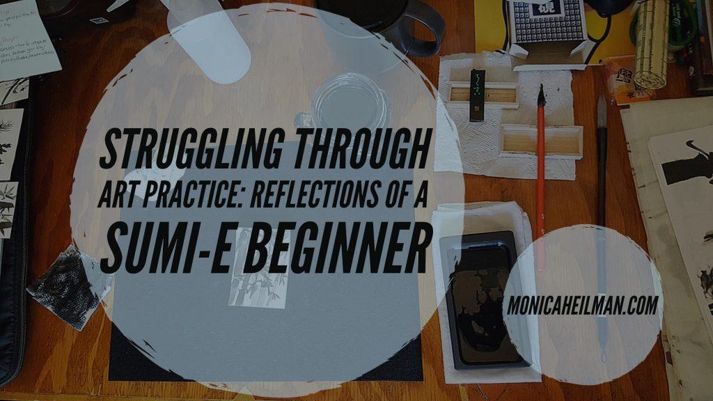 Sumi-e Beginner title image