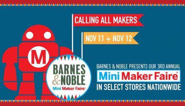 Maker Faire at BN Maker Movement