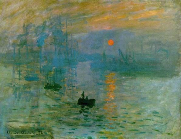 Immagine: Impression soleil levant
