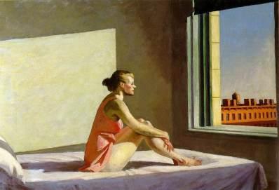 Immagine: Hopper - Soleil du matin