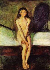 Immagine: Munch - Pubertà