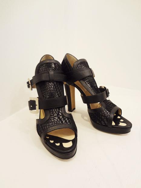 Jean Paul Gaultier Heels - $429