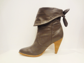 Dolce Vita Grey Booties - $69