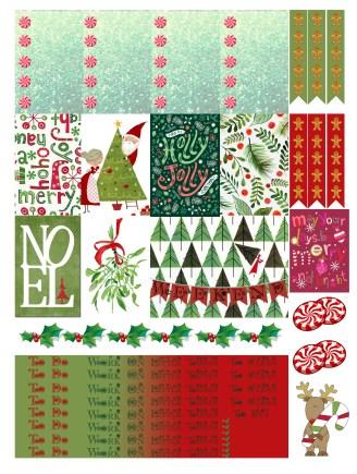 THP Christmas Sampler