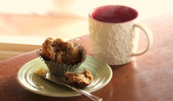 The Best Banana Muffins