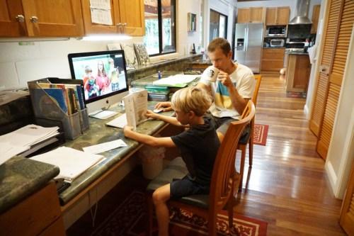 Homeschool Updates 2016, Part I/II:   Elementary and Middle School