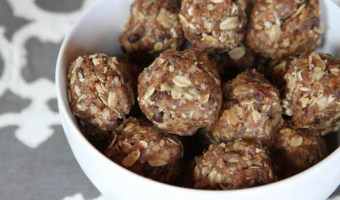 Family Favorite Energy Balls.