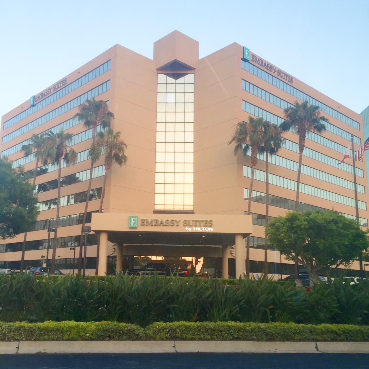 Embassy Suites Irvine