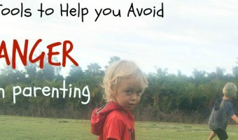 Parenting Without Anger:  A Vlog