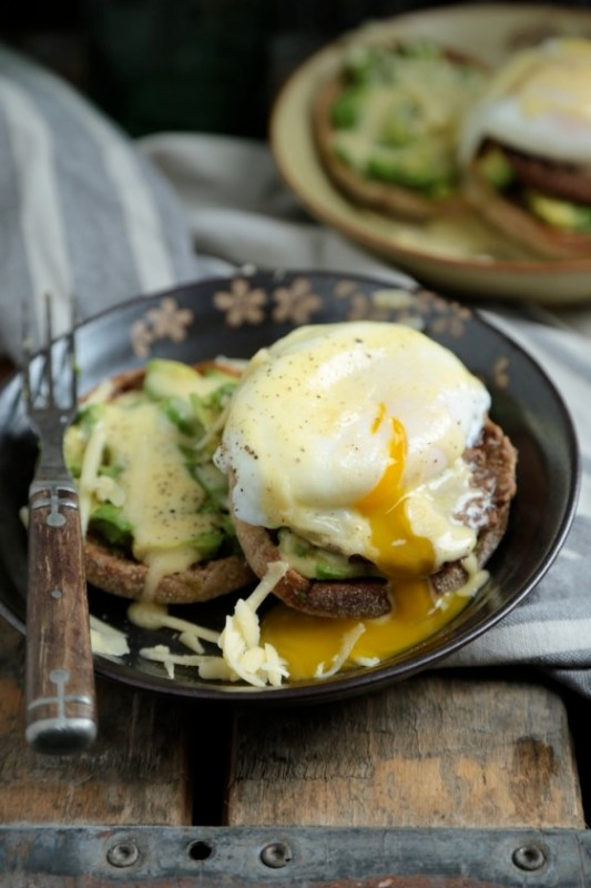 Country Cleaver Benedict