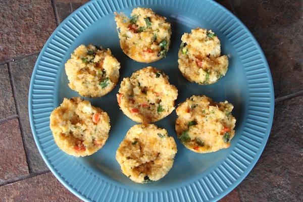 quinoa veggie bites