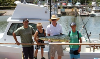 Charter Fishing in Hawaii–H2O Adventures Hawaii.