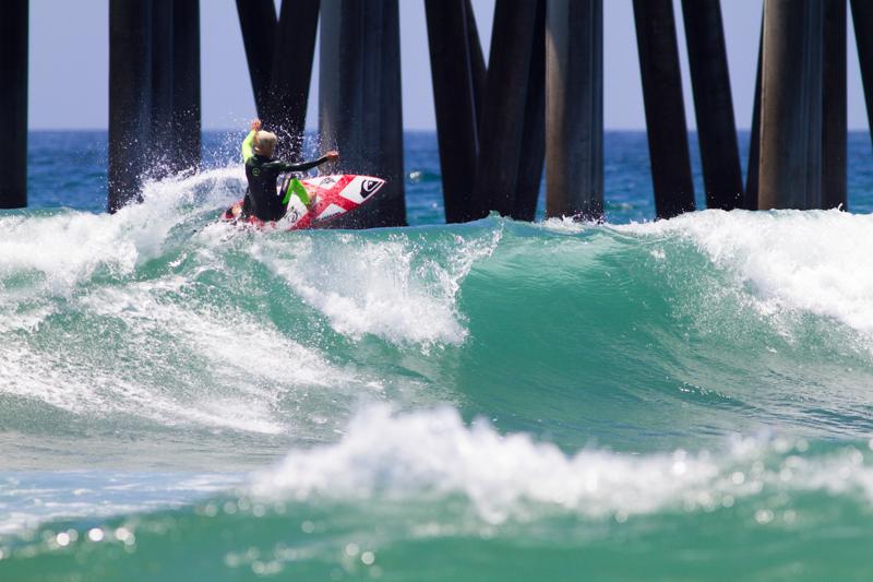 Luke Swanson Surf Huntington Pier