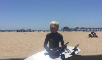 A note from California: On surf, sharks, and a MEET-UP this week! :)