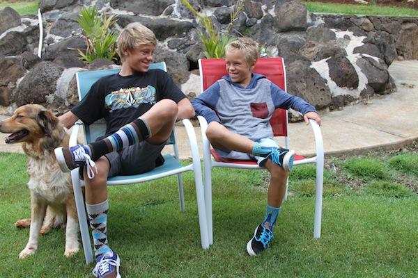 Josiah and Luke