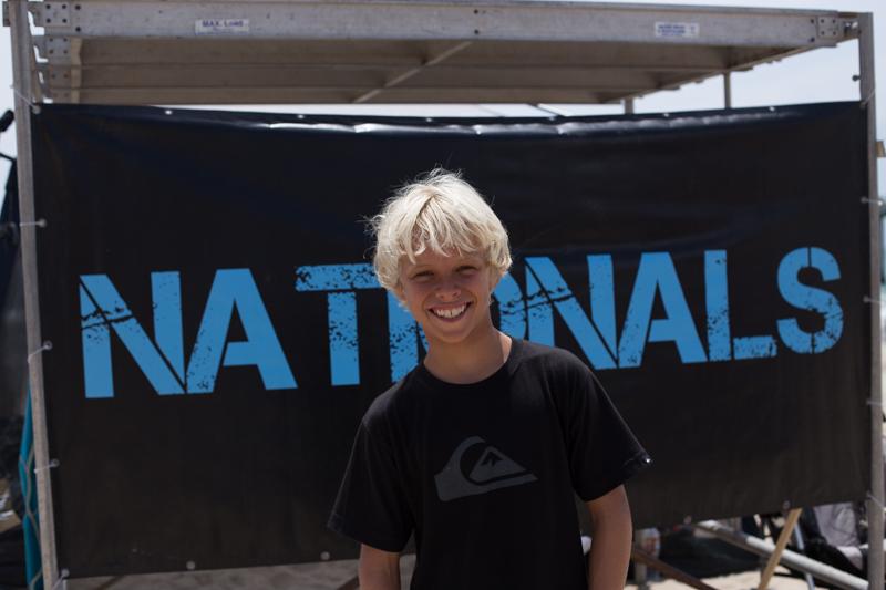 Luke Swanson Nationals