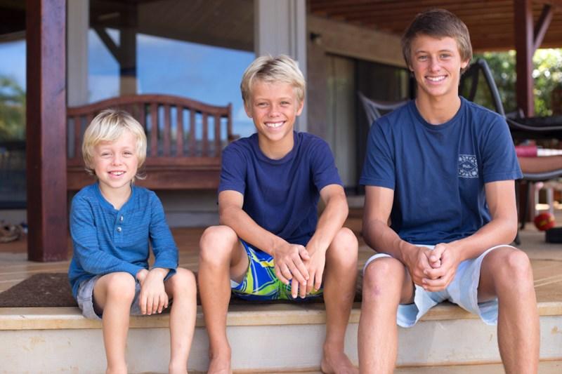 Daddy aloha teens popular
