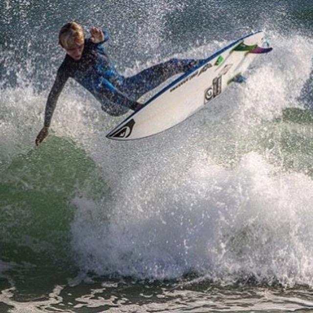 Luke surf cali