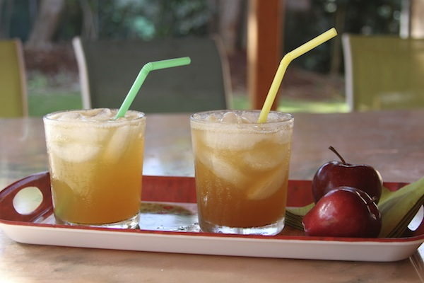 Apple Cider Ginger Ale