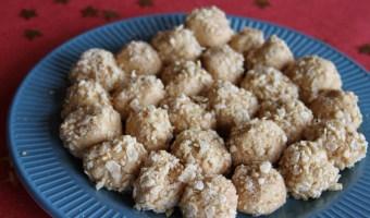4 Ingredient Peanut Butter Balls