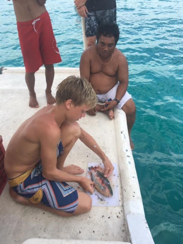 Jonah fish INDO STN