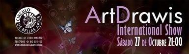 artdrawis circulo bellas artes