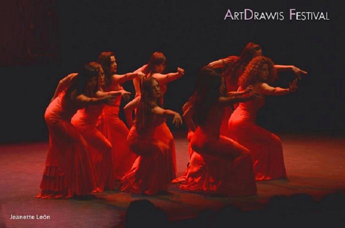 Festival de Danza ArtDrawis 2013, Teatro Arlequín en Gran Vía