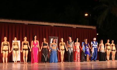 Elenco Festival Oriental Mediterraneo 2008 Crevillente