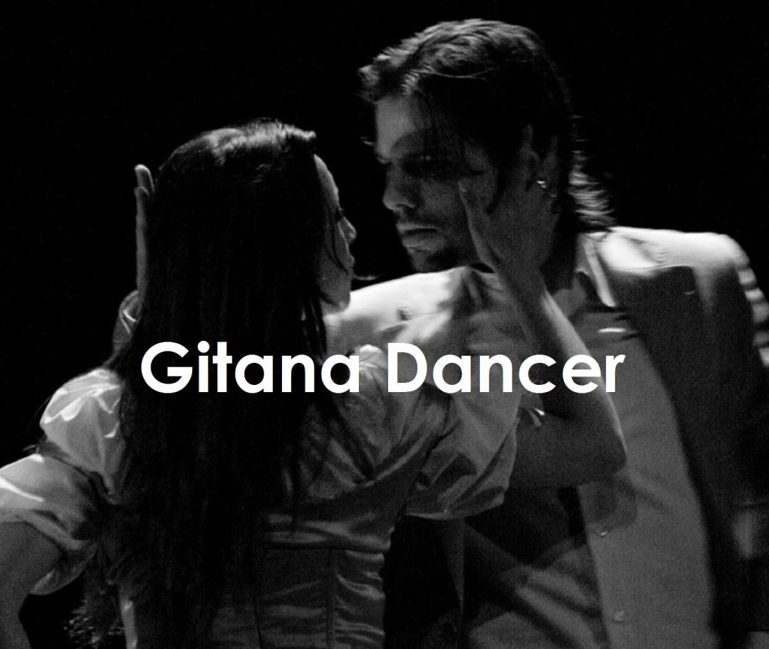 Gitana Dancer, exotismo de la fantasía oriental y pasión del flamenco