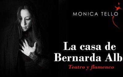 Audición para la casa de Bernarda Alba, teatro y flamenco
