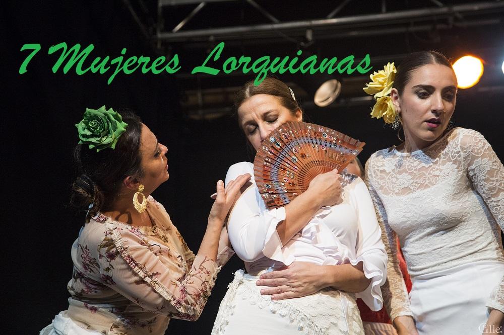 mujeres lorquianas