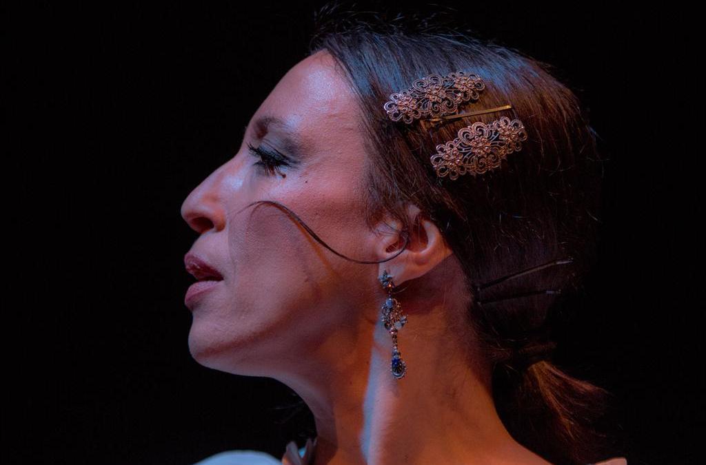 La monja gitana del Romancero Gitano y la Novia de Bodas de Sangre. Francisca Cañana, alias Paquita la Coja.