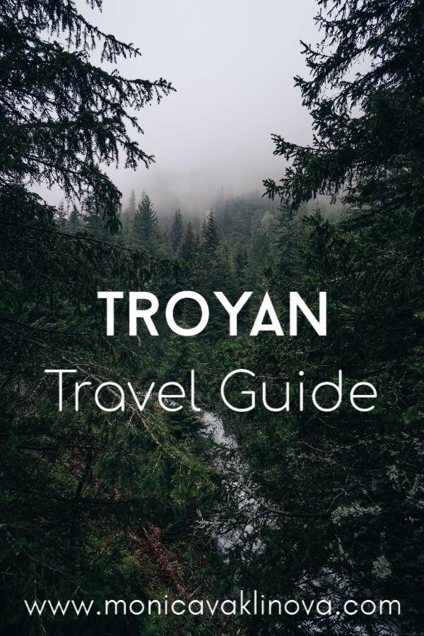 troyan - ethnographic paradise in the mountain