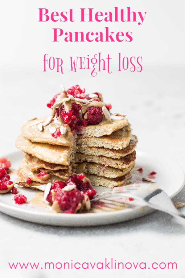 the best healthy pancakes for weight loss
