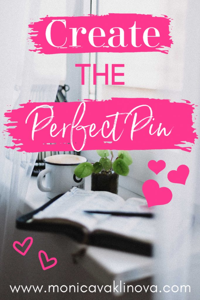 how to create the perfect pinterest pin