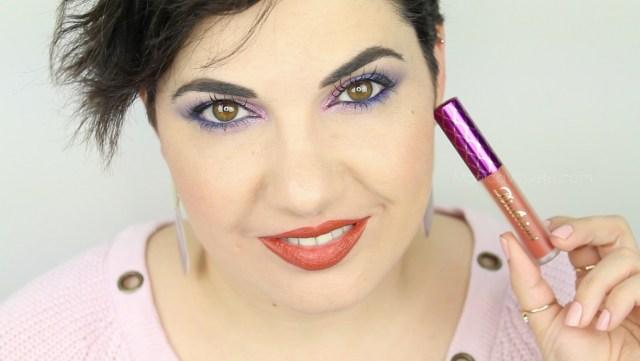 Swatches-djulicious-lipstick-dulcematte-monica-vizuete-benintaste