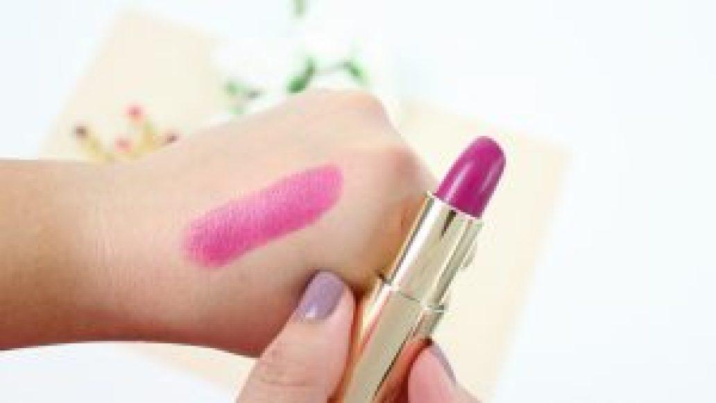 Monica-Vizuete-Swatches-Pierre-Rene-Royal-Mate-lipstick-13-Violet-Touch