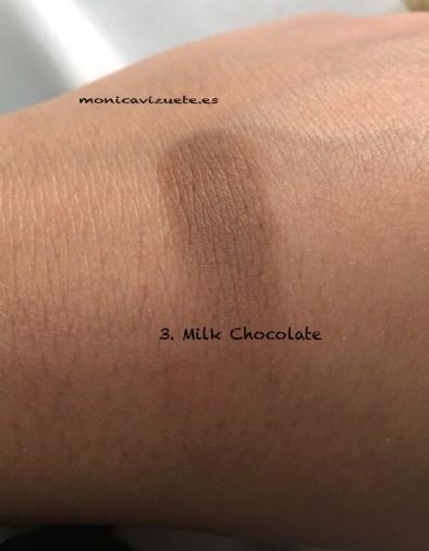 3. Milk Chocolate