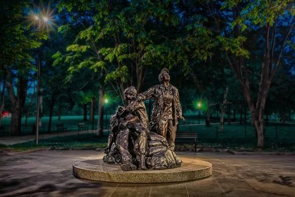 Vietnam Women€'s Memorial