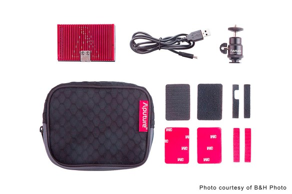 Aputure Amaran AL MX complete package