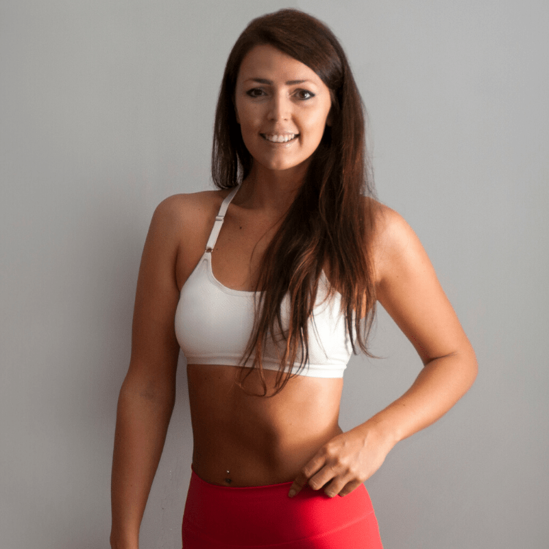 Hi I'm Monika and I help busy women get fit!