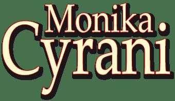 Weblogo   Monika Cyrani - Sängerin