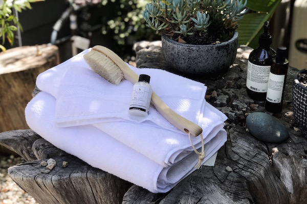 SAASOH RESORT BATH TOWELS