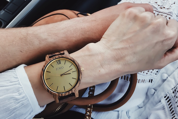 THE BEST WOODEN WATCHES FOR HIM AND HER