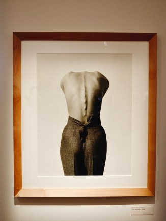 Pant (Back View), Los Angeles, 1988
