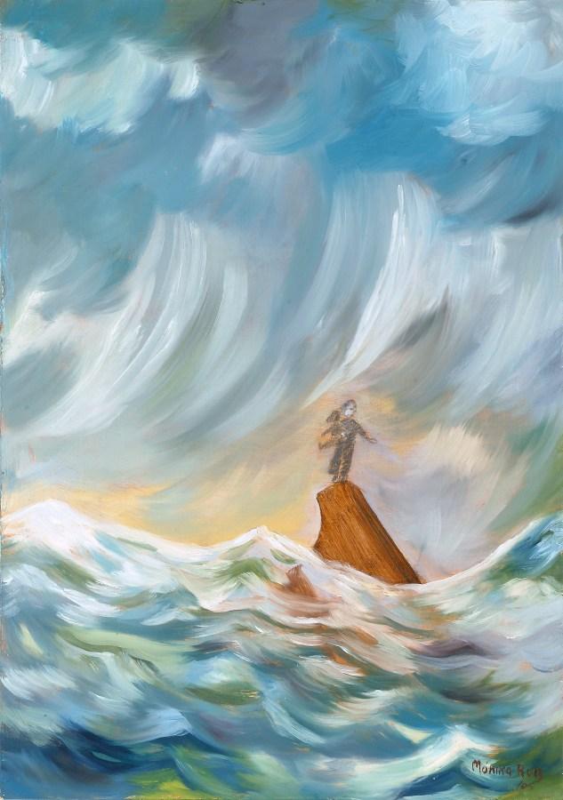 The Storm by Monika Ruiz