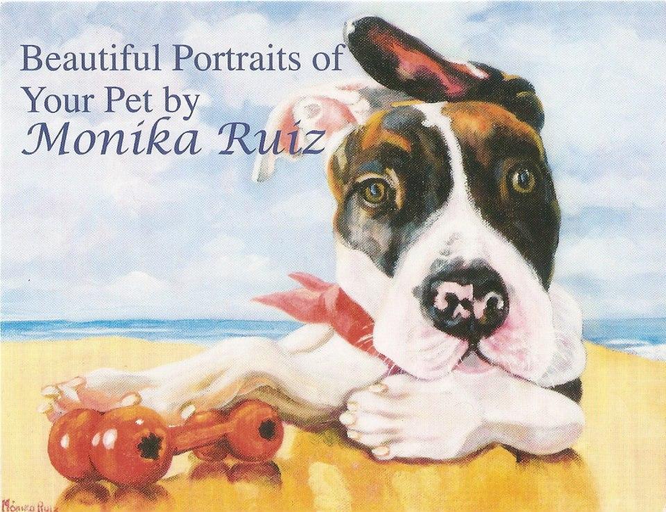 Monika Ruiz Pet Portraits