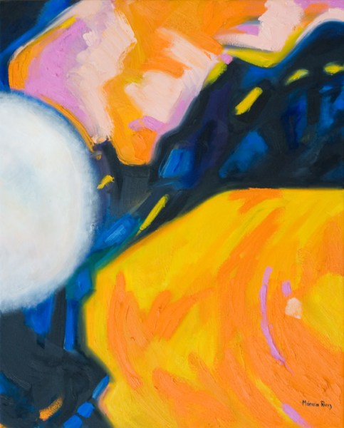 Moonglow by Monika Ruiz (2014)