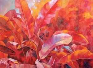 Monika Ruiz Art - Passionate Jungle