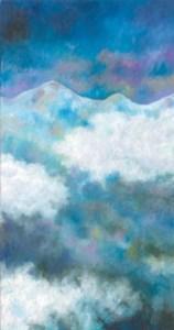 Monika Ruiz Art - Small Mountain